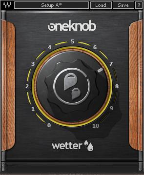 【無料】Waves社のリバーブプラグイン「OneKnob Wetter」が期間限定で無料配布中!【DTM/エフェクトプラグイン】