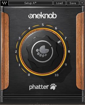 【無料】Waves社がエフェクトプラグイン「OneKnob Phatter」を期間限定で無料配布中!【DTM】