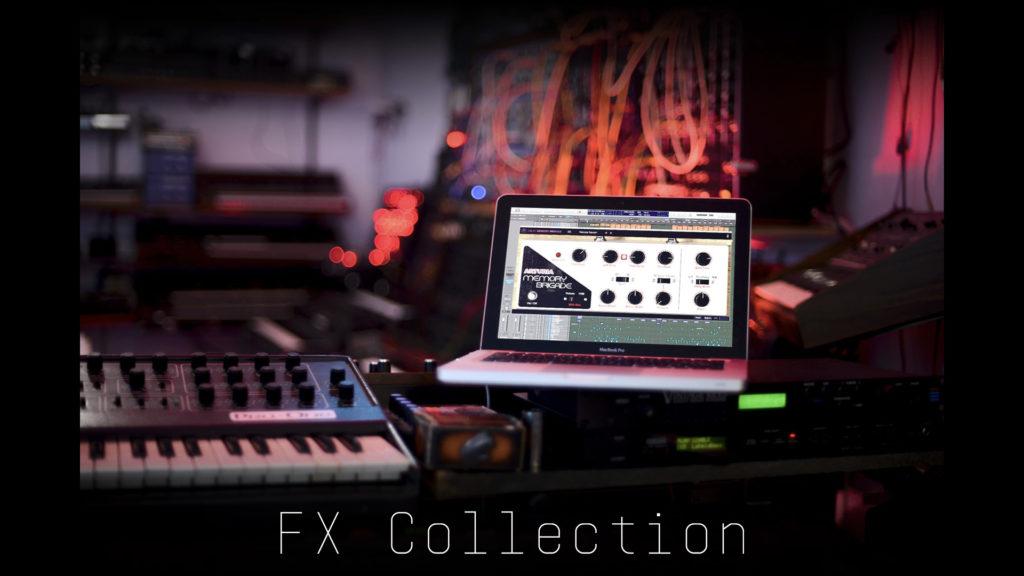 【セール】Arturia社がブラックフライデーセール。プラグインエフェクトバンドルの「FX Collection」が半額に!【DTM】